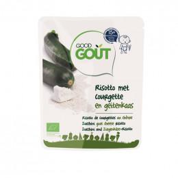 Risotto de courgette au chèvre - 220 g - dès 15 mois