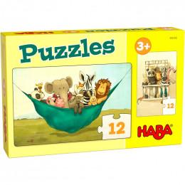 Puzzles - Udo le Lion