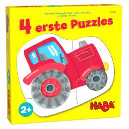 4 premiers puzzles - Ferme
