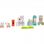 Blocs de construction - Chien et chat