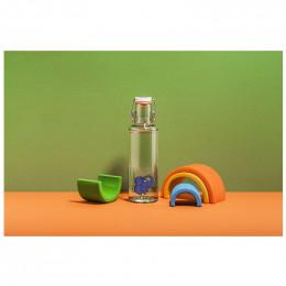 Bouteille en verre - 600 ml - Eléphant