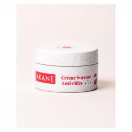 Crème soyeuse anti rides  - 50 ml