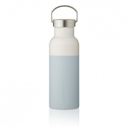 Gourde isotherme Neo - Sea blue & sandy mix - 500 ml