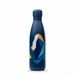 Gourde bouteille nomade isotherme - 500 ml - Colors - Altitude bleu