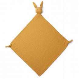 Doudou Robbie - Lapin yellow mellow
