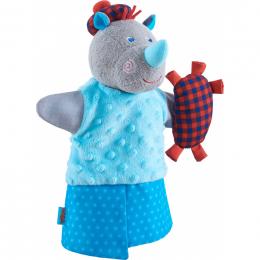 marionnette sonore - rhinocéros