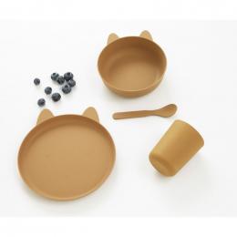 Set de repas Paul - Rabbit mustard