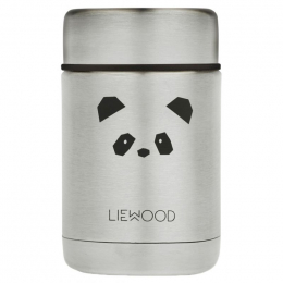 Pot alimentaire thermique Nadja - Panda stainless steel