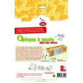 """Kit 6 pièges à souris """" amis des Bêtes """""""
