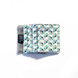 5 lingettes démaquillante en coton - 8 x 10 cm - Guniko