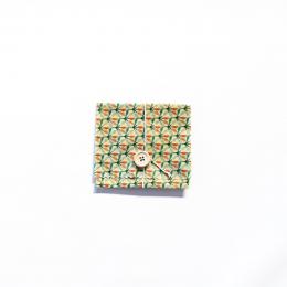 Pochette cirée pour collations - 20 x 25 cm - Wopa