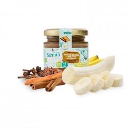 Préparation aux fruits Bio - Banane façon pain d'épices - 125 g - à partir de 3 ans