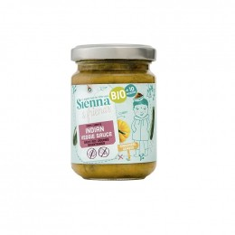 Sauce indienne aux légumes BIO