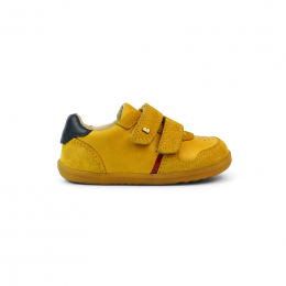 Chaussures Step Up - 732103 Riley Chartreuse + Navy