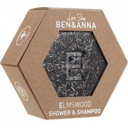 Gel douche et shampooing solide - Elmswood - 60 g