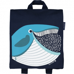 Sac à dos / cartable maternelle - Baleine et krill