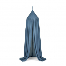 Ciel de lit tente Enzo -Stormy blue
