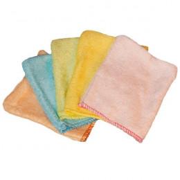 5 petits gants d'apprentissage en bambou couleur