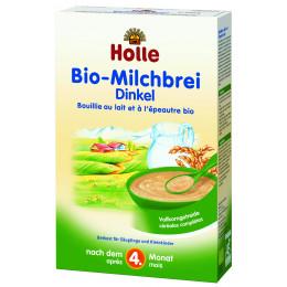 Brij met melk en spelt bio - vanaf 4 maand