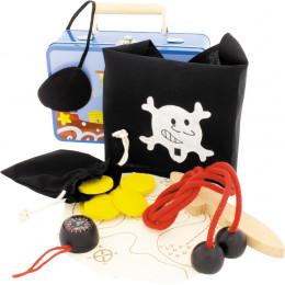 Verkleedkoffer Piraat