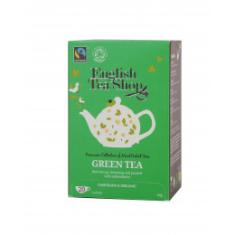 Groene thee Biologisch en Fairtrade 20 zakjes
