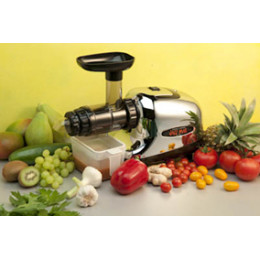 Multi-functionele juicer Jazz Max chromen kleur
