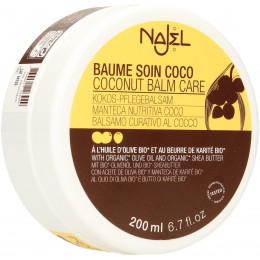 Voedende kokosnoot balsem - Coconut Balm Care