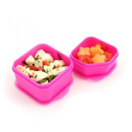 Kleine snackdoosjes - Set van 2 - 77 ml en 177 ml