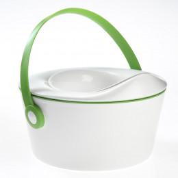 Kleine pot 3 in 1 groen