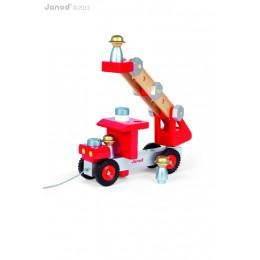 Brandweerwagen - vanaf 18 maanden