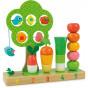 Ik leer groentes tellen - vanaf 18 maand