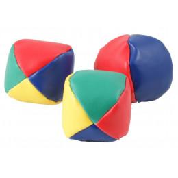 3 jongleerballen - vanaf 7 jaar