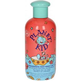 Superzachte 2in1 shampoo - Framboos