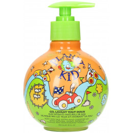 Superzachte wasgel met honing - 300 ml