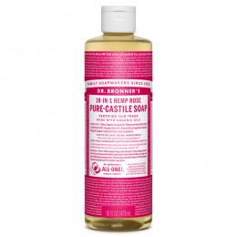 Vloeibare castillezeep - Rozen - 473ml