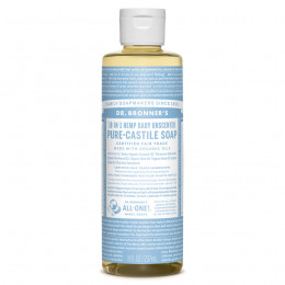 Vloeibare castillezeep - Baby - Zonder parfum - 237ml