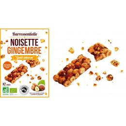 Snackreep - Baressentielle - Noten & Gember - 2 stuks