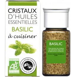 Essentiële olie kristallen - Culinair - Basilicum - 10g