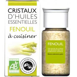 Essentiële olie kristallen - Culinair - Venkel - 10g