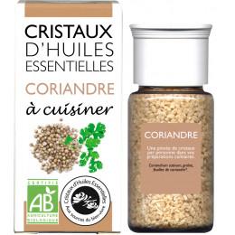 Essentiële olie kristallen - Culinair - Koriander - 10g