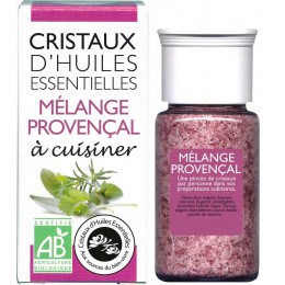 Essentiële olie kristallen - Culinair - Provencaalse mix - 10g