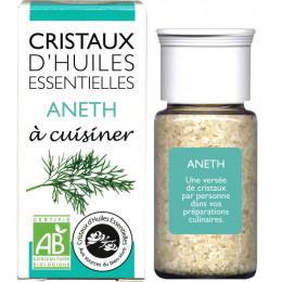 Essentiële olie kristallen - Culinair - Dille - 18g