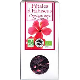Eetbare bloemblaadjes - Hibiscus