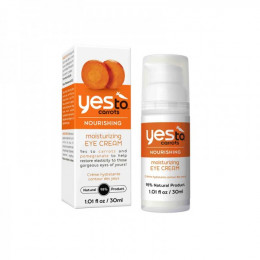 Hydraterende oogcontourcrème - Yes to carrots - 30 ml