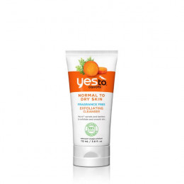 Exfoliërende gezichtreiniger - Yes to carrots - 110 ml