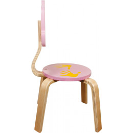 Mijn kleine houten stoeltje - Indiaanse