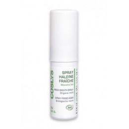 Spray frisse adem BIO met munt - 15 ml