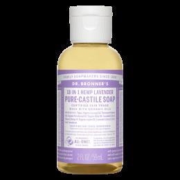 Vloeibare castillezeep - Lavendel - 59ml