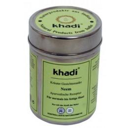 Ayurvedisch Neem-masker - normale tot vette huid - 50 g