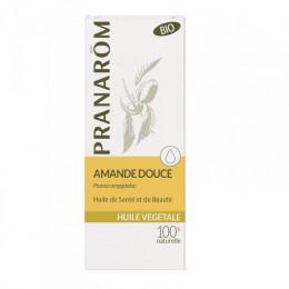 Plantaardige olië - Vierge - Zoete amandel - Prunus amygdalus - 50ml